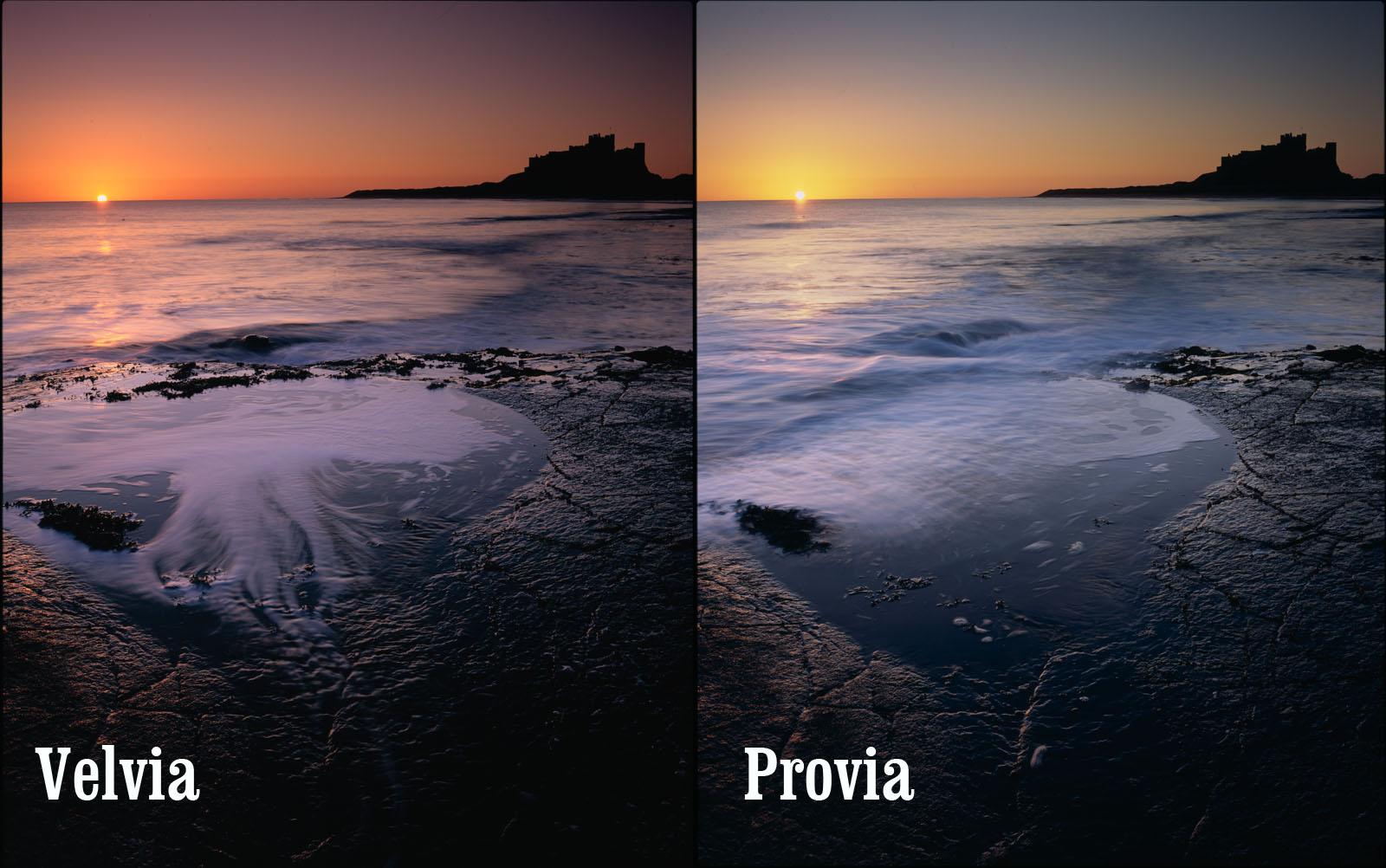 Fuji velvia provia astia and pro160 still developing for What is provia